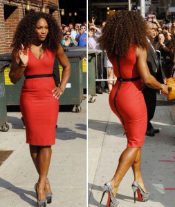 Serena Williams 2015 - Post 6th Grandslam Win
